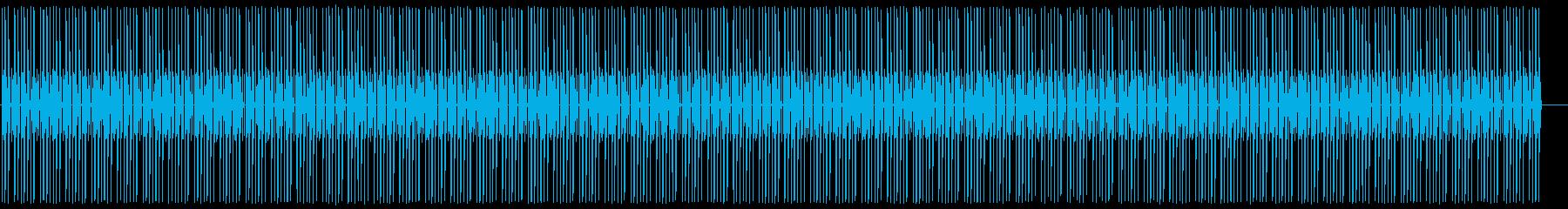 ヒップホップ/王道/ビートトラック/5の再生済みの波形