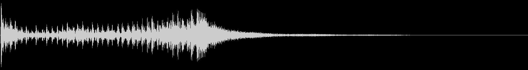 ティンパニ:ウェッブリーロールダウ...の未再生の波形