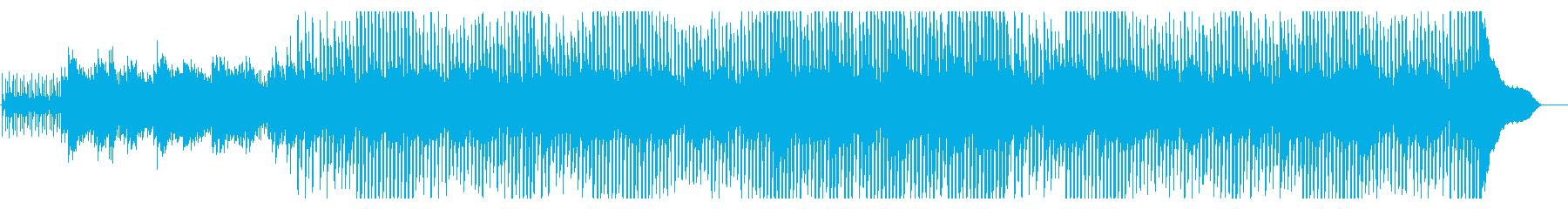 For corporate advertisements and company information with a calm atmosphere's reproduced waveform