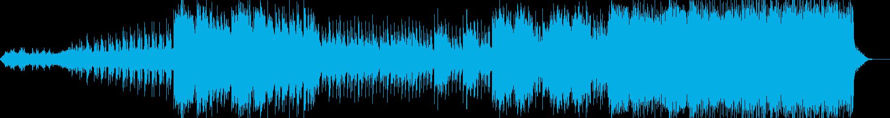 Mantraの再生済みの波形
