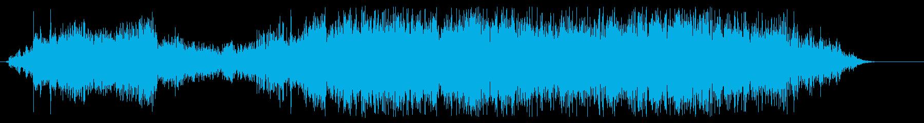 大きな引き戸:開閉式、重い踏面摩擦の再生済みの波形