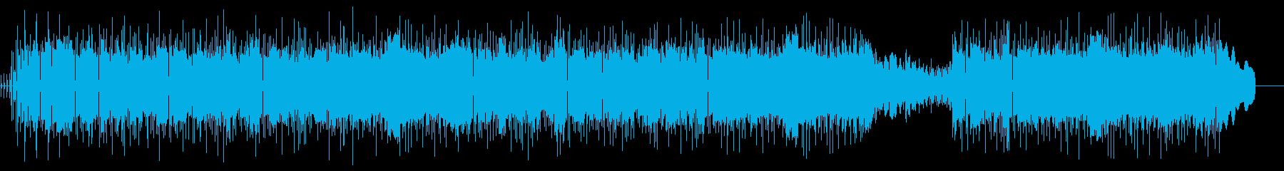 グルーブ、ループ、シンセ、アンビエ...の再生済みの波形