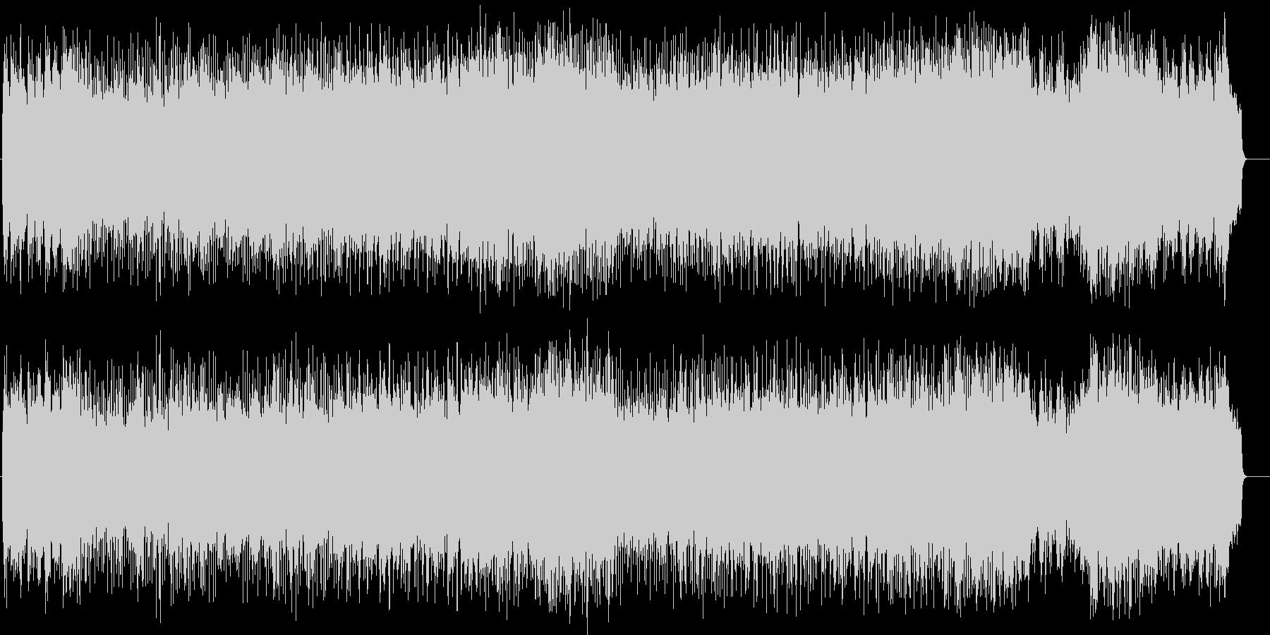 ナイーブなポップ・ピアニズムの未再生の波形