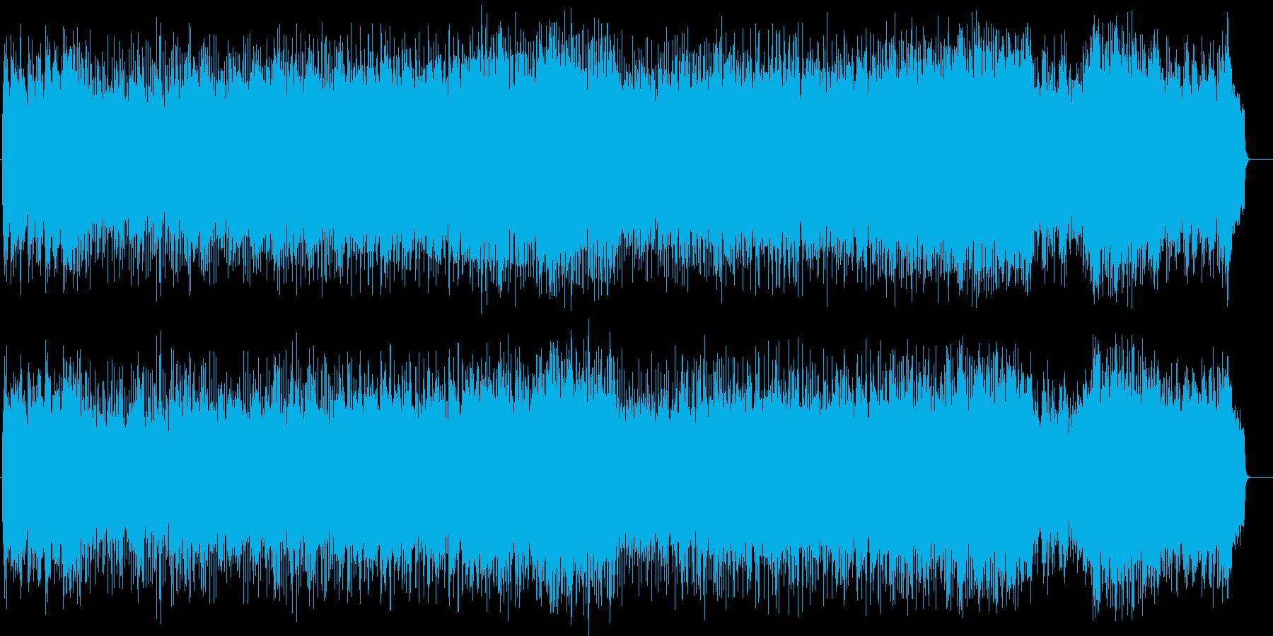 ナイーブなポップ・ピアニズムの再生済みの波形