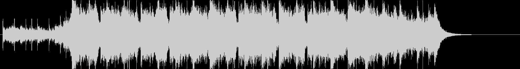 幻想的で壮大なオーケストラOPハーフaの未再生の波形