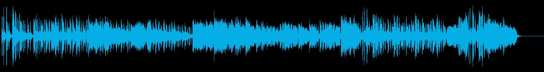 標準ジャズ。賛美歌。グロリウス。禁...の再生済みの波形