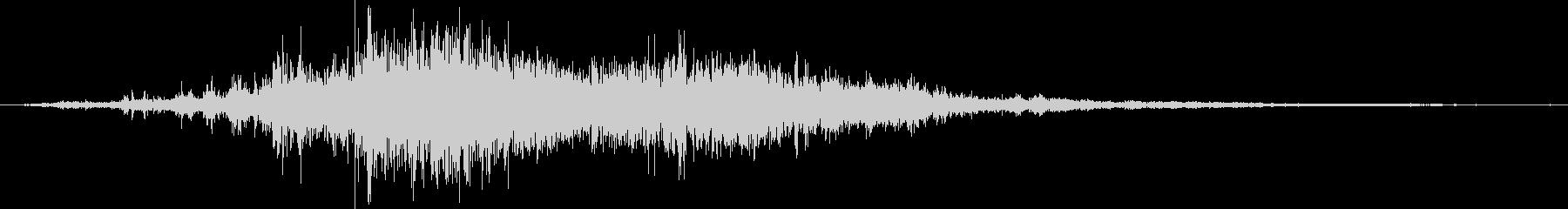 リーフ:ヘビーインパクトクランチプ...の未再生の波形