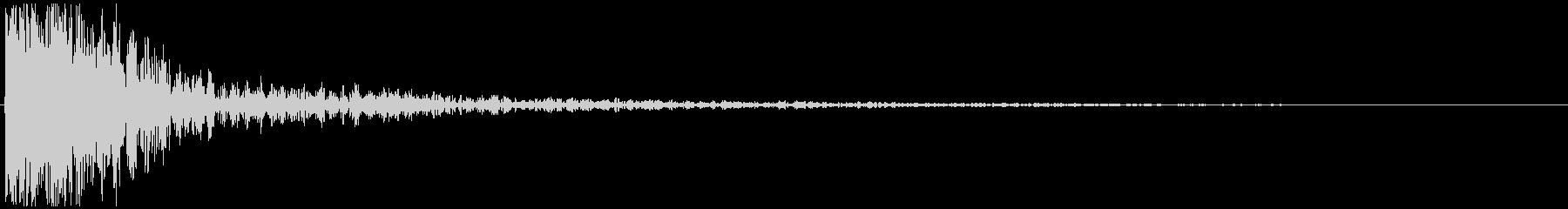 【シネマティック 】 衝撃音_152の未再生の波形