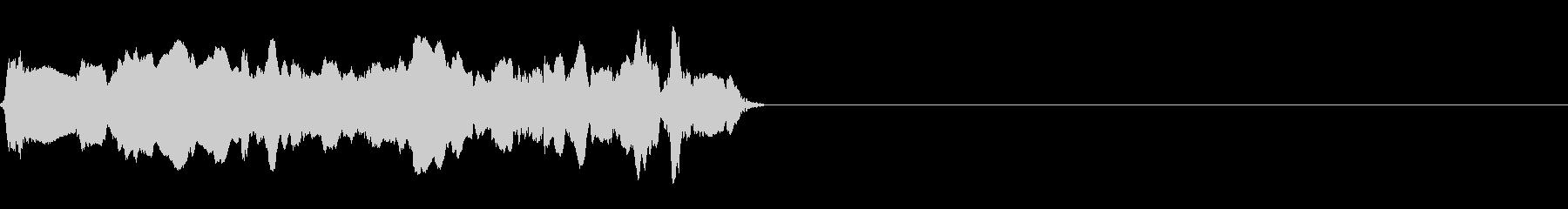 トーンハーモニックスライディングア...の未再生の波形