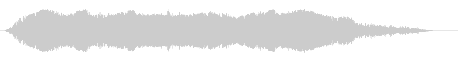 GTSカー;スロー(数)、Cu S...の未再生の波形