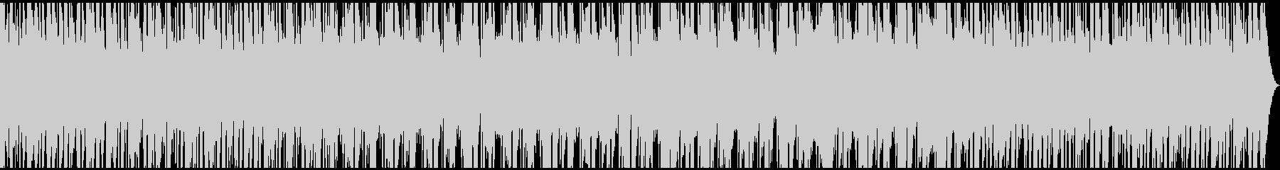 陽気なホーンのキューバ音楽、60秒の未再生の波形
