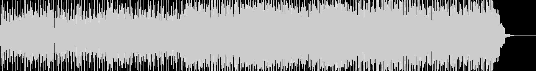 弾むようなムードのポップ/ロック・...の未再生の波形