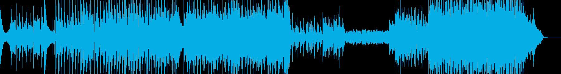 ラストが劇的・90年代風バラード 短尺★の再生済みの波形