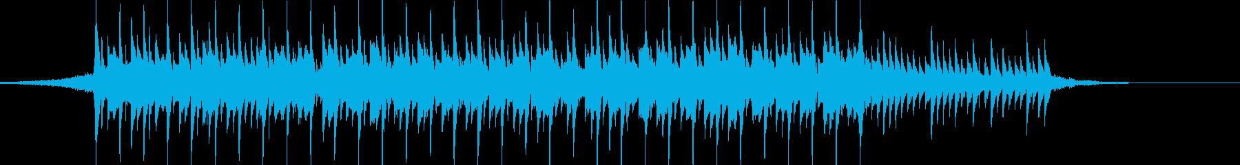 企業VP系66、シンプル、シンセ、爽快cの再生済みの波形