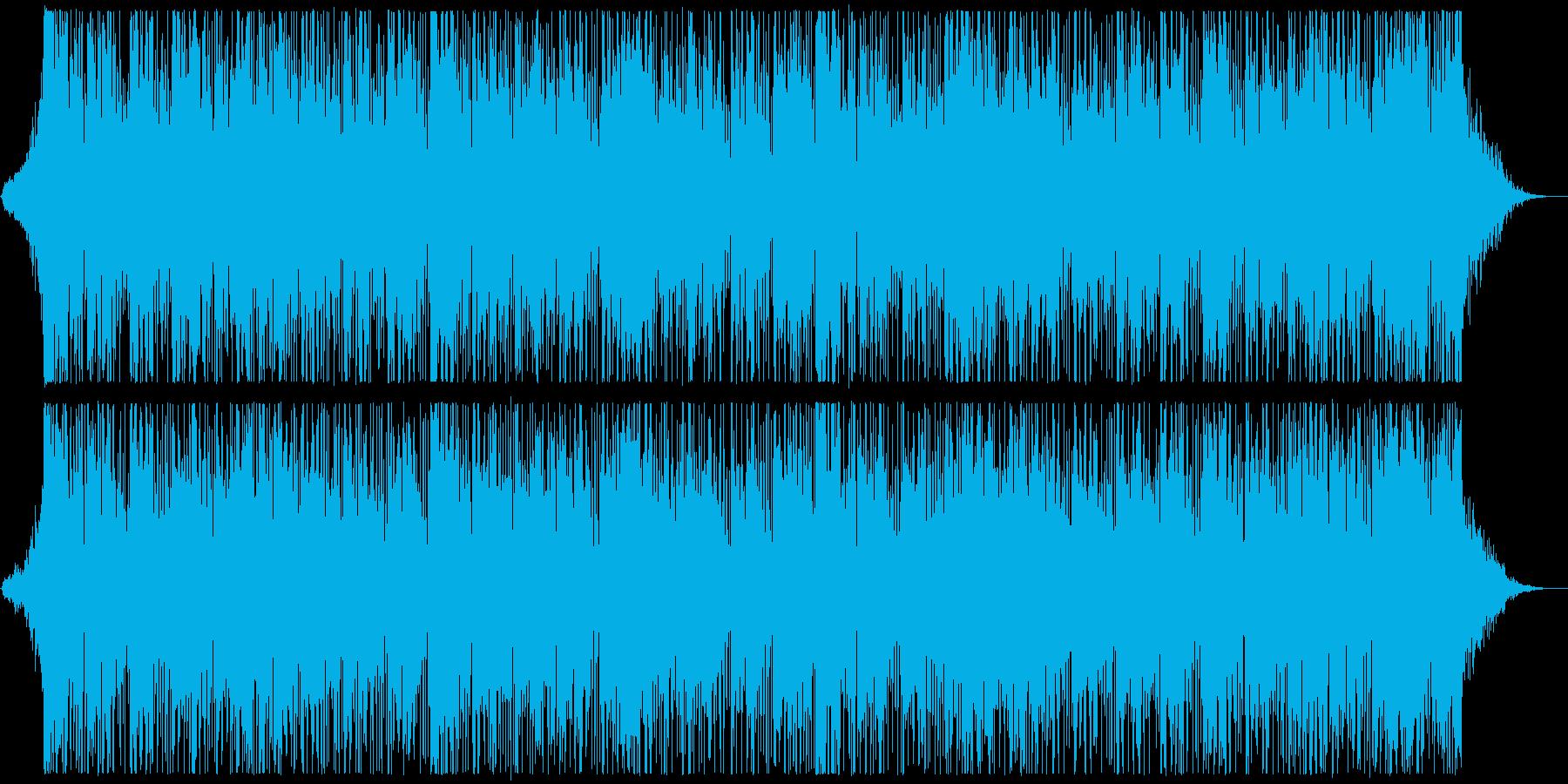 エネルギッシュなストリングス、刺激...の再生済みの波形
