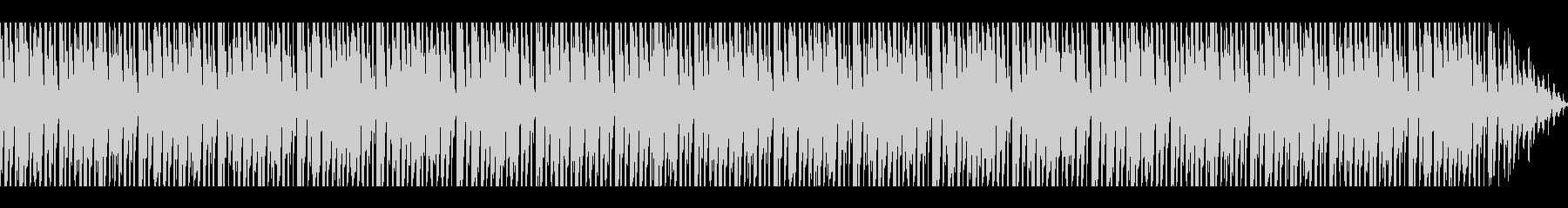オーケストラ 壮大 映画の未再生の波形