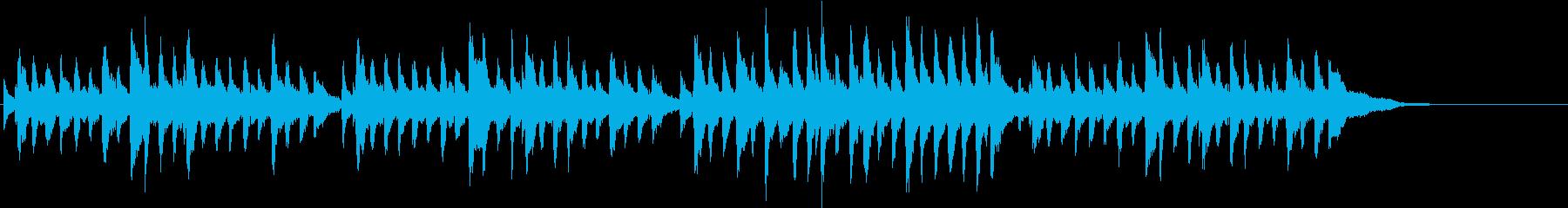 レントラー(シューベルト)の再生済みの波形
