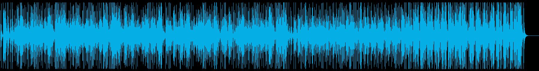 おしゃれかわいいオルゴール風明るくレトロの再生済みの波形