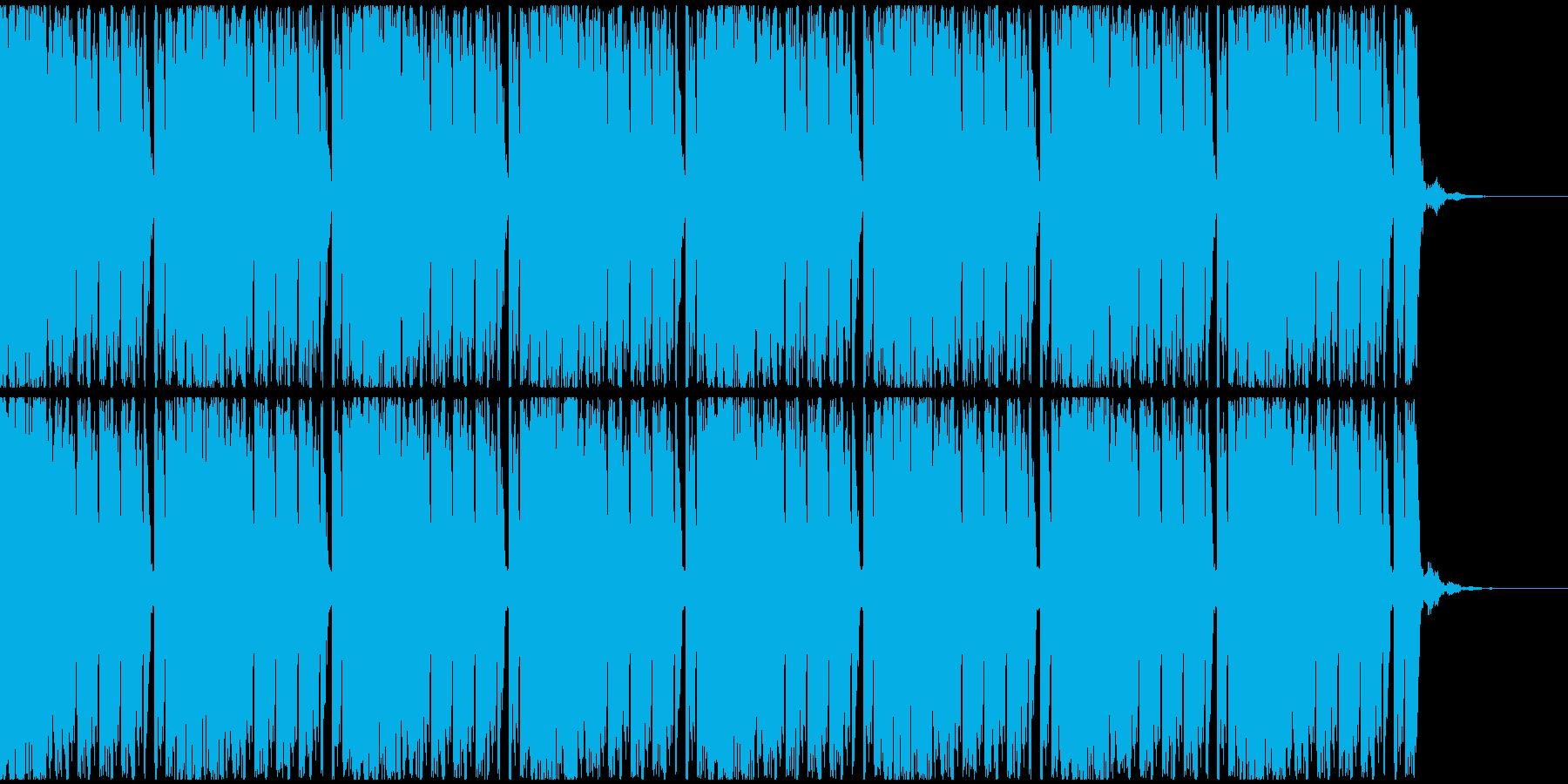 【EDM】ロング8、ミディアム2の再生済みの波形
