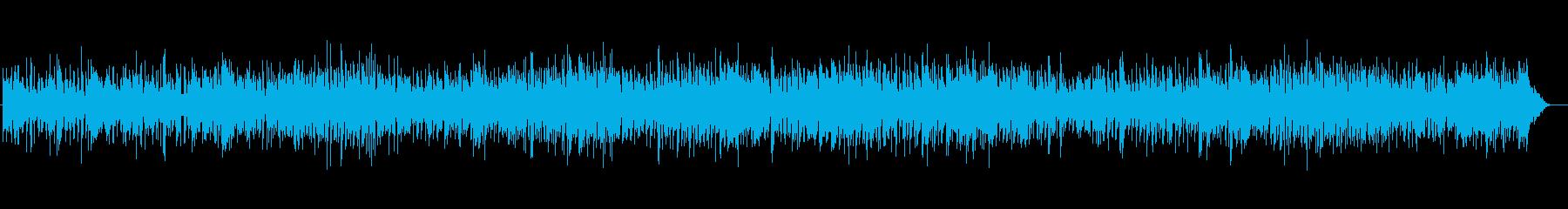 超速いスムースジャズの再生済みの波形