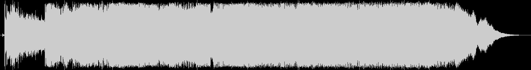 世界 サスペンス 説明的 クール ...の未再生の波形