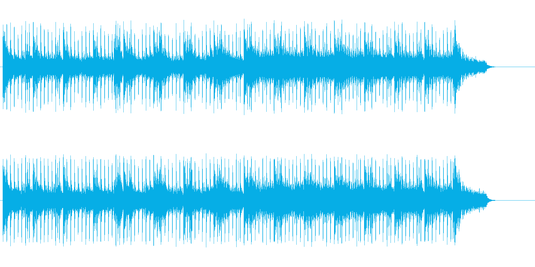 スリリングでタイトな、エレクトロポップの再生済みの波形