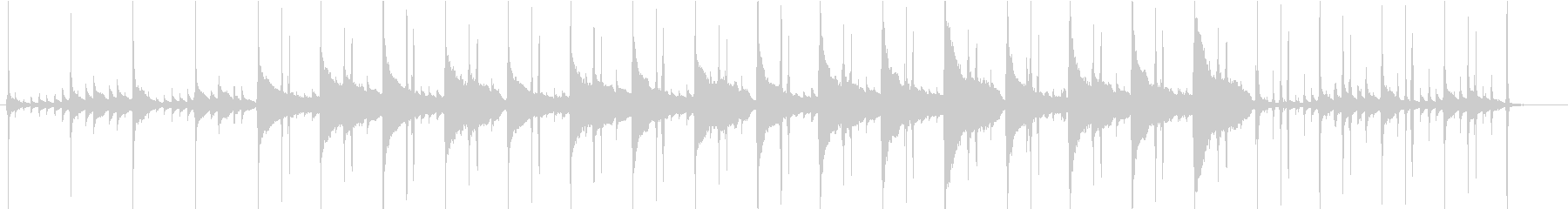 アンビエントミュージック エキゾチ...の未再生の波形