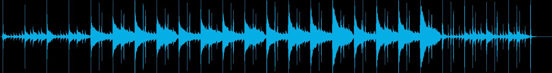 アンビエントミュージック エキゾチ...の再生済みの波形