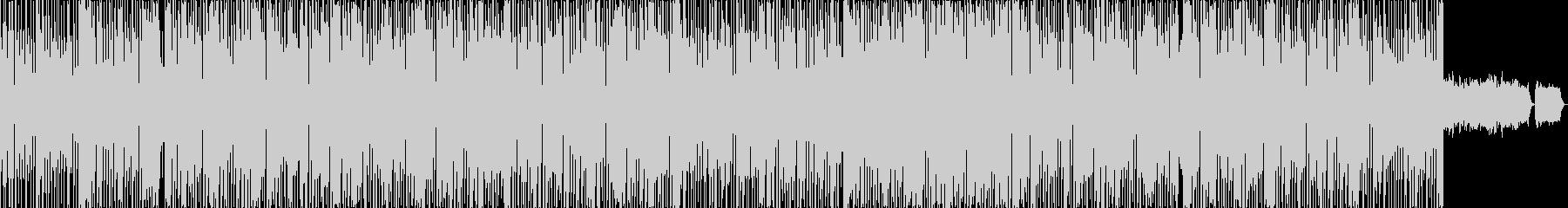ストリングスとシンセリードが美しいポップの未再生の波形