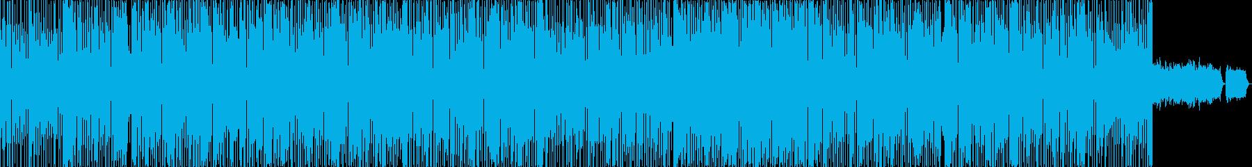 ストリングスとシンセリードが美しいポップの再生済みの波形