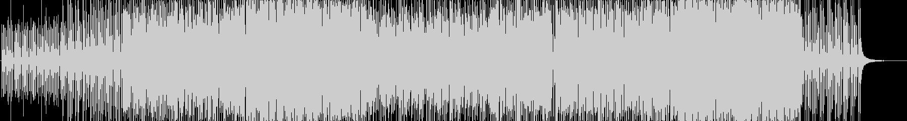 GoPro-動画-テクノハウス-EDMの未再生の波形