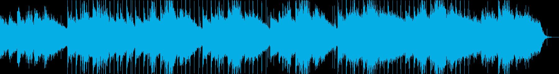 ローファイ・ヒップホップ・悲しい・切ないの再生済みの波形