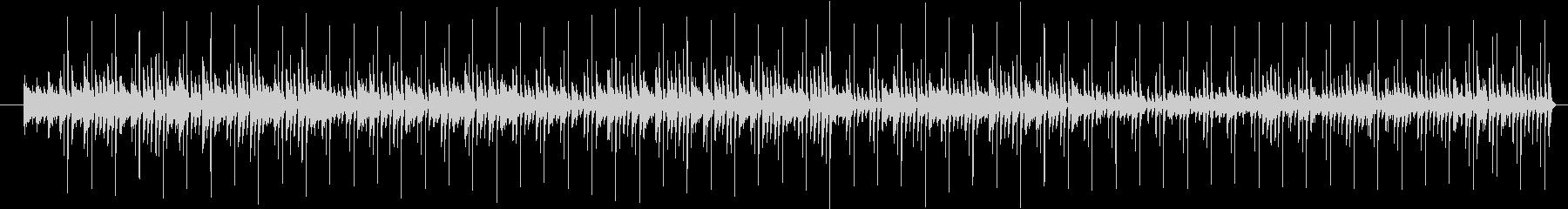 ひなたぼっこミュージックの未再生の波形