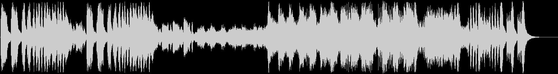 ピアノ協奏曲第25番第1楽章モーツァルトの未再生の波形