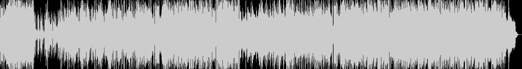 ポップでキャッチーな歌もの元気ピアノ繊細の未再生の波形