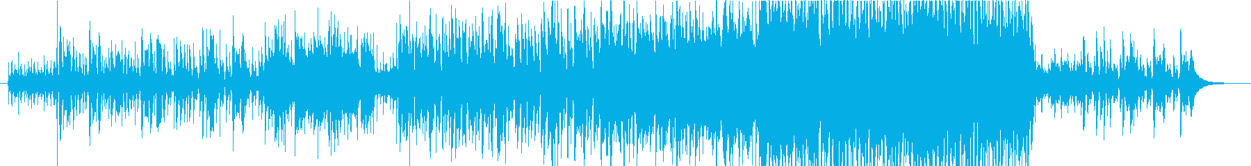 tatebueの再生済みの波形