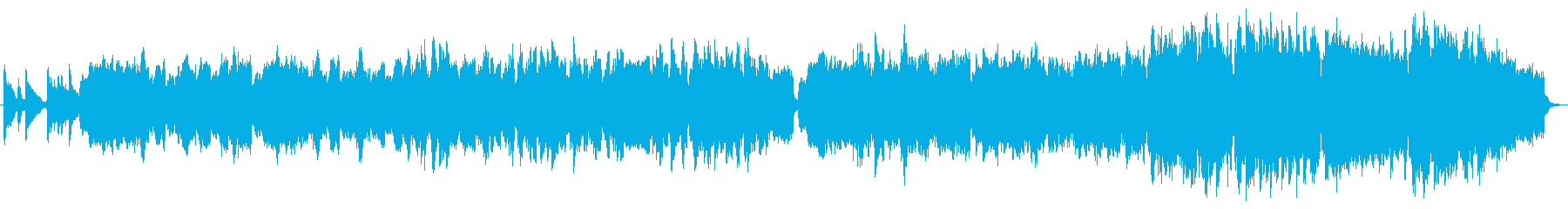 アウトドア・キャンプ・落ち着いた映像にの再生済みの波形