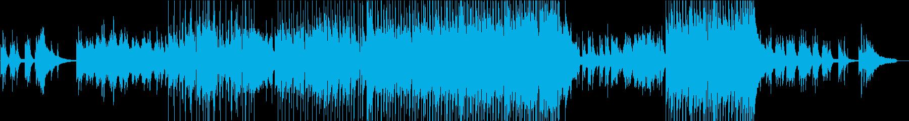 誕生・祝福 爽やかで優しいピアノBGMの再生済みの波形