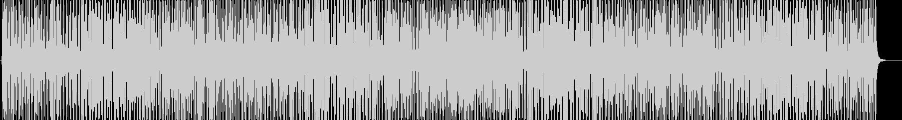 晴れの日のお散歩ポップ曲♬ハッピーな口笛の未再生の波形