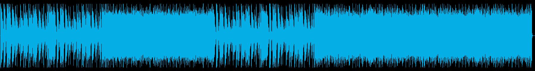 重厚/シンプル/ロック_No600_1の再生済みの波形