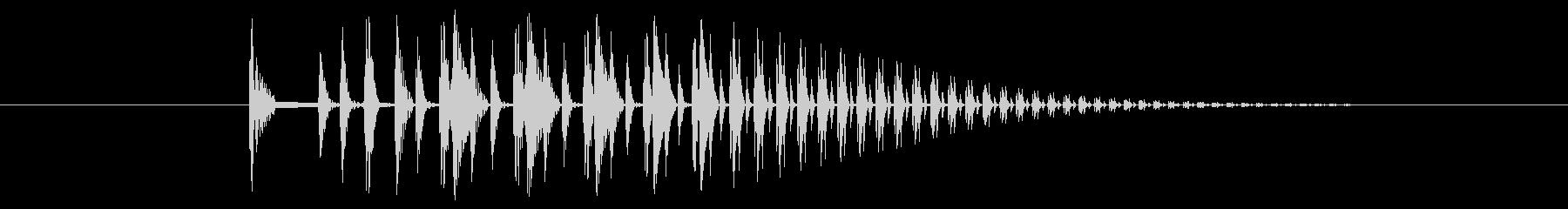 スワイプ_200701の未再生の波形