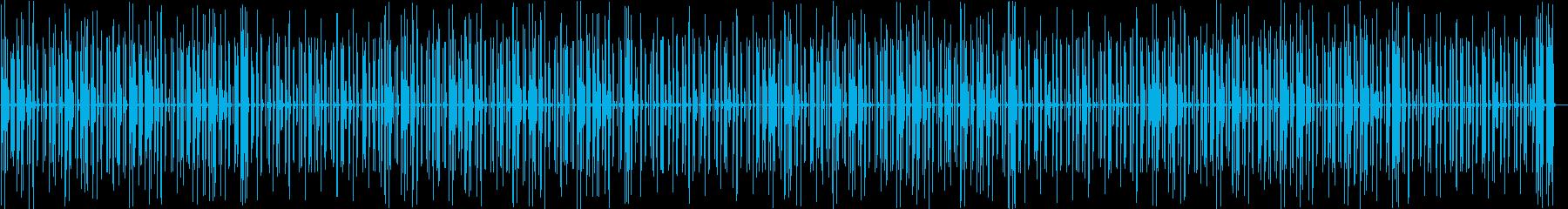 会話・トーク・ゆるい・日常・ウクレレの再生済みの波形
