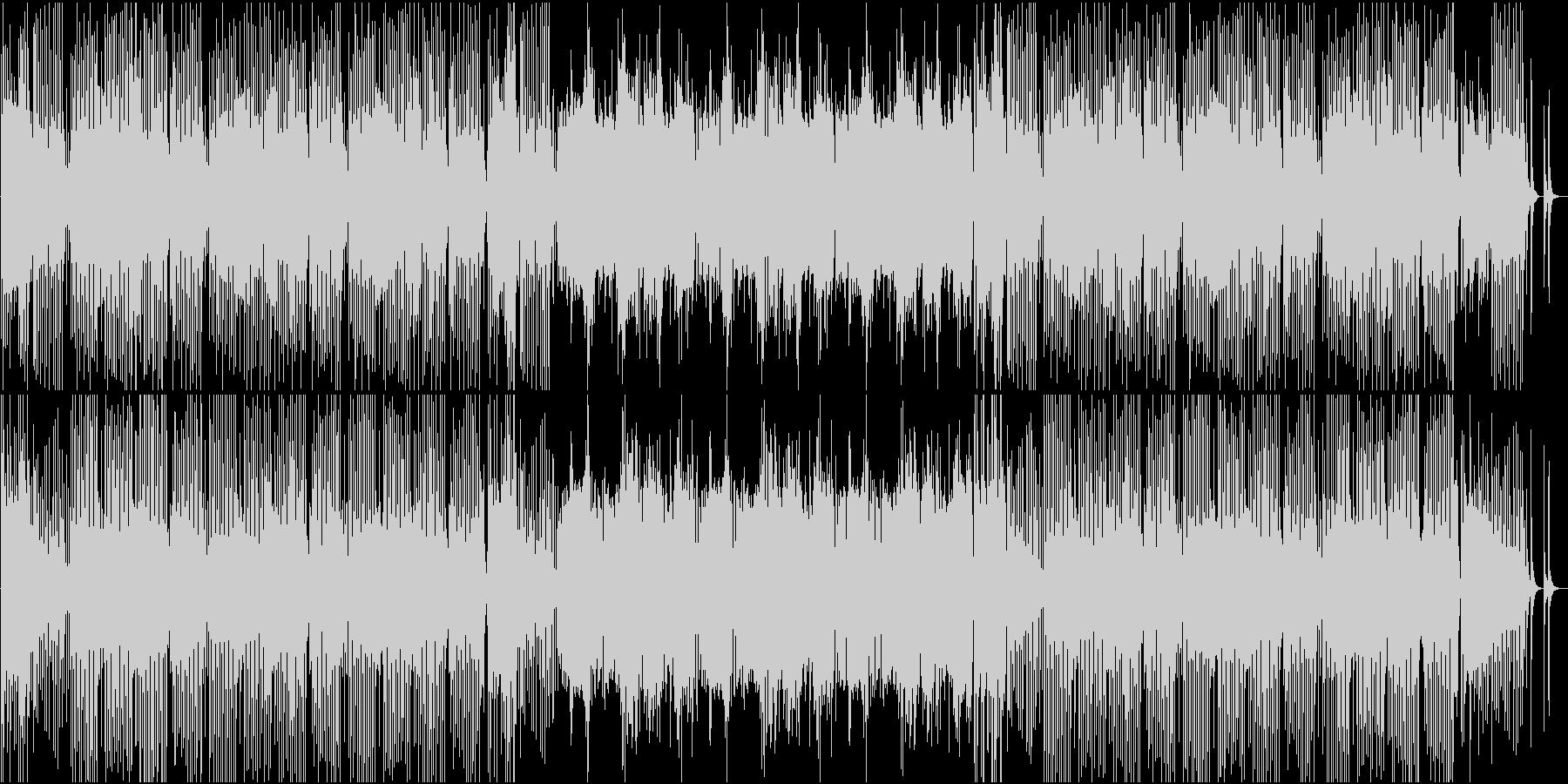 童謡 ひなまつり お琴の未再生の波形