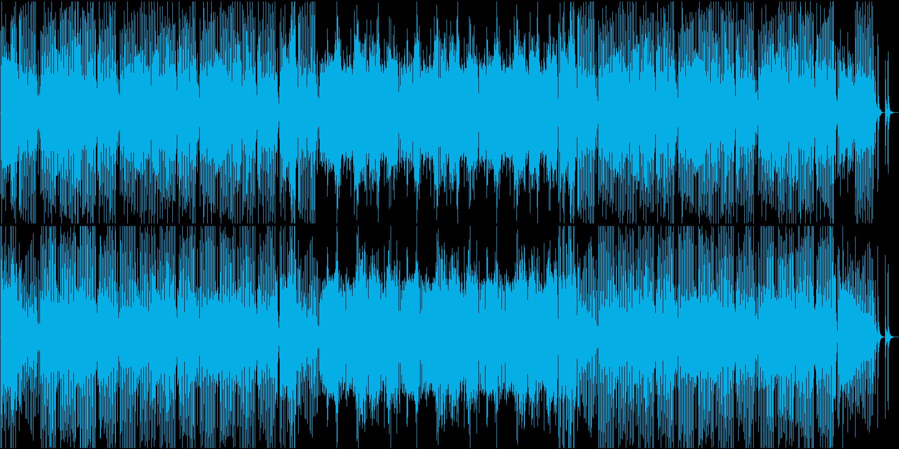 童謡 ひなまつり お琴の再生済みの波形