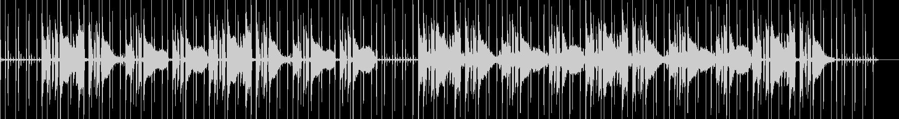 ローファイ・ギター・チル・落ち着いたの未再生の波形