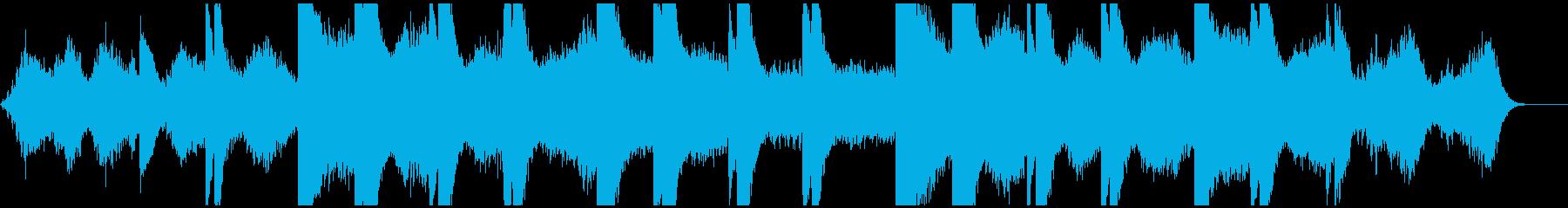 エステ、ヨガ、クールダウン、ヒーリングの再生済みの波形