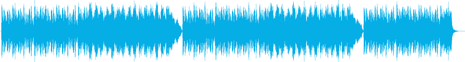ストリングスとピアノが光る壮大なナンバーの再生済みの波形