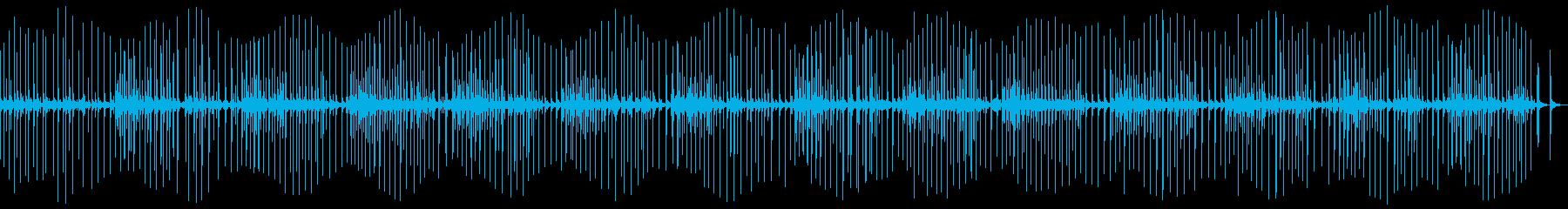 小規模なラッチングクランク:連続巻...の再生済みの波形