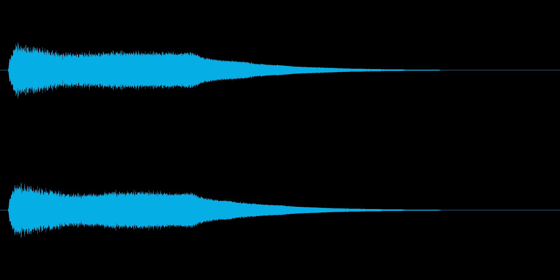 【魔法02-3】の再生済みの波形