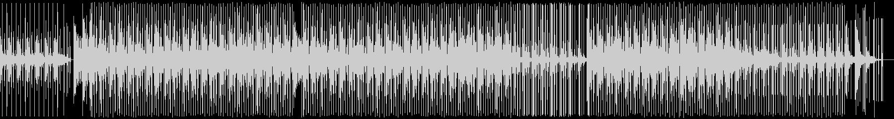 ■ビート ■ピアノ ■エモーショナル の未再生の波形